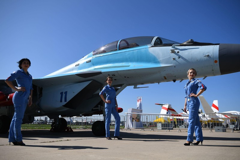 Ngoài Su-35, Su-57, ông Erdogan còn quan tâm MiG-35 của Nga - ảnh 1