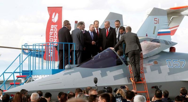 Ngoài Su-35, Su-57, ông Erdogan còn quan tâm MiG-35 của Nga - ảnh 3