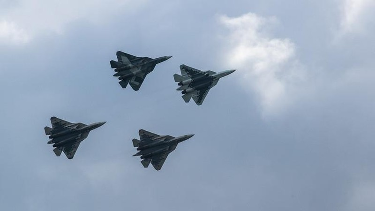 Thổ Nhĩ Kỳ đang đàm phán với Nga mua tiêm kích Su-57 - ảnh 2