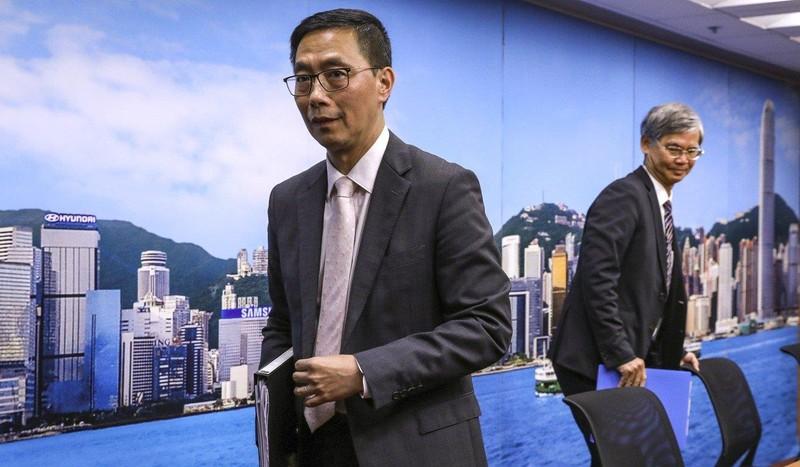 Biểu tình Hong Kong: 10.000 HS-SV bãi khóa ngày đầu năm học  - ảnh 5