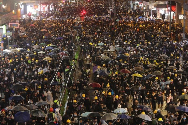 Trung Quốc nói không nhân nhượng tội phạm bạo lực Hong Kong - ảnh 2