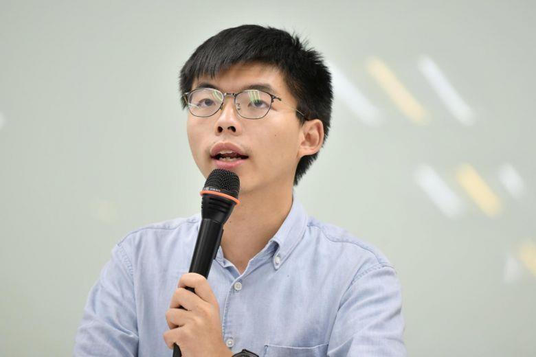 Người biểu tình Hong Kong viết thư thỉnh cầu thủ tướng Đức   - ảnh 1