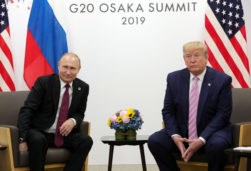 Ông Putin đề nghị bán vũ khí siêu thanh cho ông Trump - ảnh 1