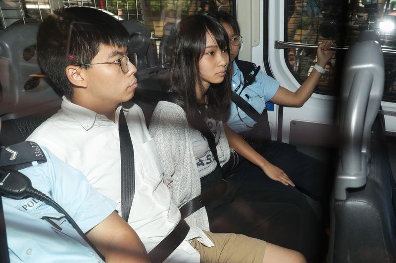 Giới chức Hong Kong không biết tìm ai đàm phán ngăn biểu tình - ảnh 3