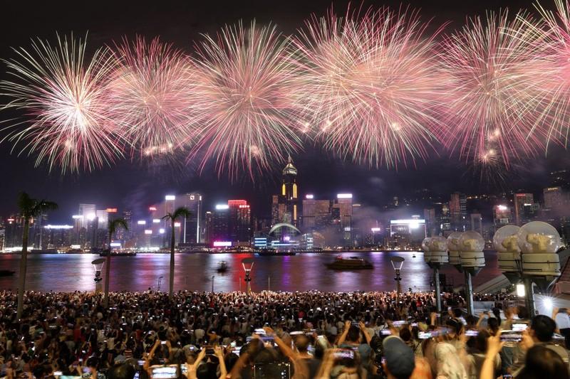 Hong Kong có thể hủy bắn pháo hoa mừng Quốc khánh Trung Quốc - ảnh 1