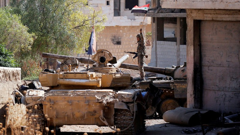Nga nói chiến tranh Syria đã kết thúc, Mỹ bị lên án - ảnh 2