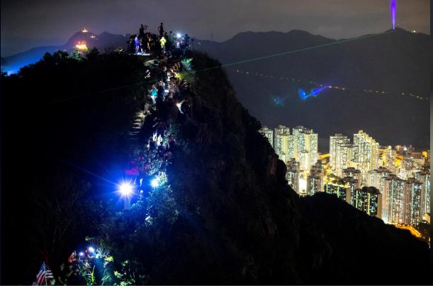 Trung Quốc: Phương Tây không thể xử lý vấn đề của Hong Kong - ảnh 2