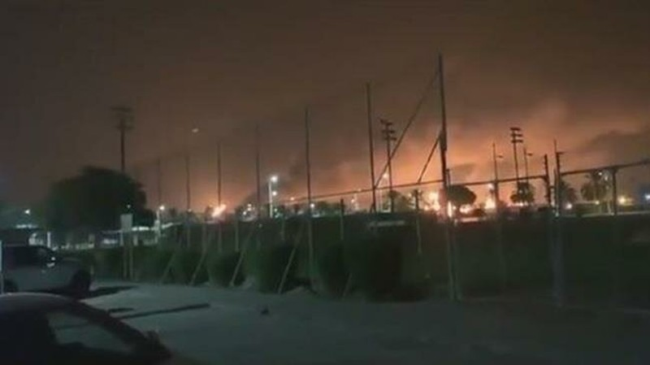 Trung Quốc lên tiếng vụ tấn công các nhà máy dầu Saudi Arabia - ảnh 2