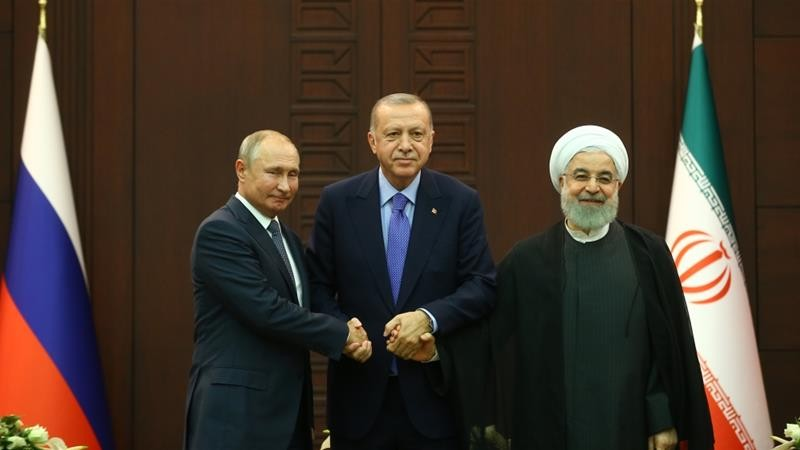 Hội nghị 3 bên về Syria: Chiến thắng cho Nga và ông al-Assad - ảnh 1