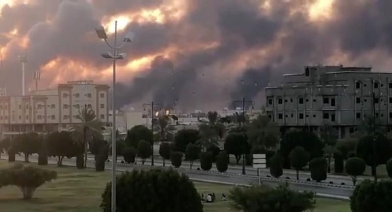 Anh-Đức-Pháp nói Iran đứng sau vụ tấn công ở Saudi Arabia - ảnh 1