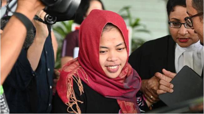 Siti Aisyah tiết lộ quá trình bị lừa tham gia sát hại Kim Chol - ảnh 3