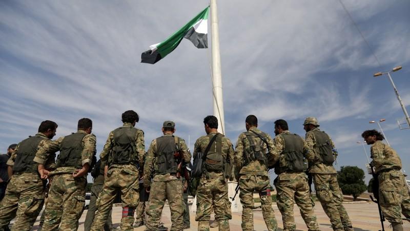 Ông Erdogan: NATO chọn Thổ Nhĩ Kỳ hay chọn khủng bố? - ảnh 2