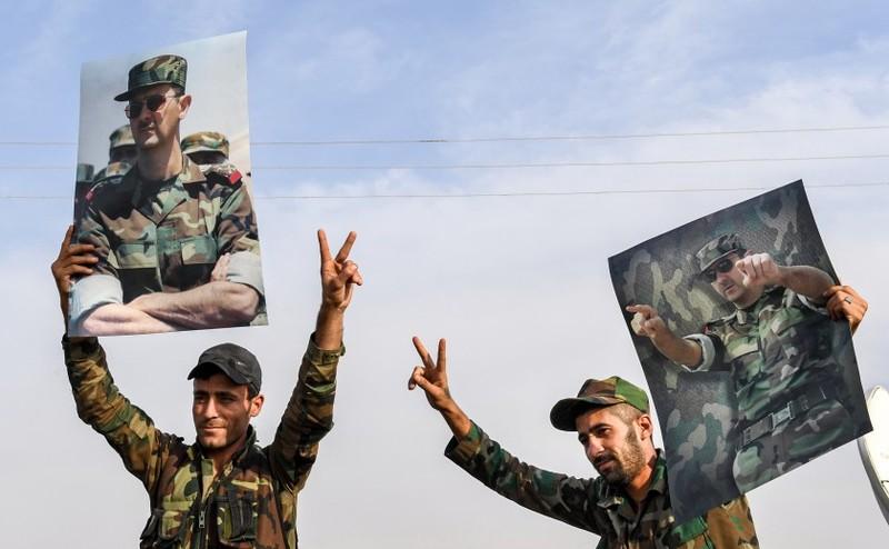 Chiến thắng đầu tiên của ông al-Assad trước Thổ Nhĩ Kỳ ở Syria - ảnh 1