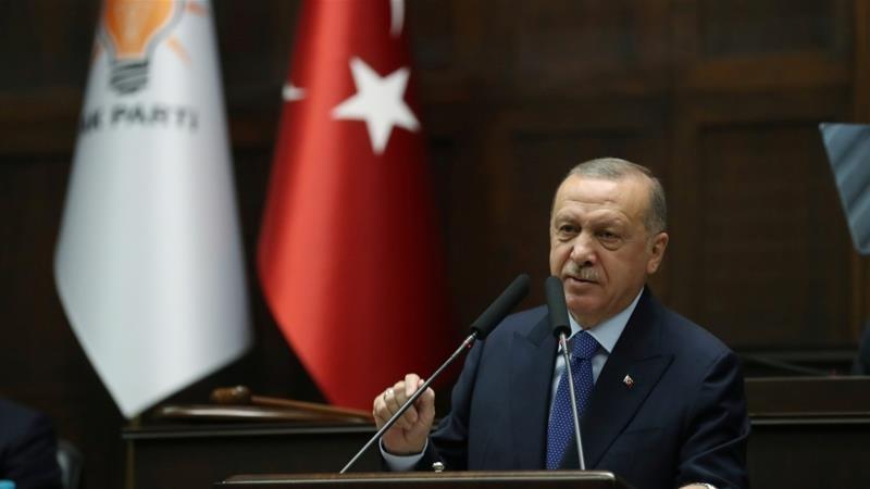 Ông Erdogan nêu điều kiện ngừng đánh người Kurd - ảnh 1