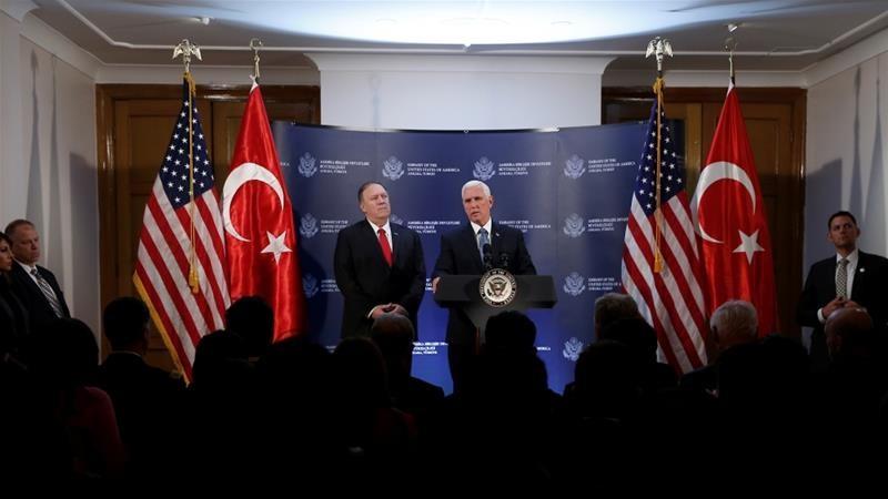 Thổ Nhĩ Kỳ tạm dừng đánh người Kurd trong 120 giờ - ảnh 1