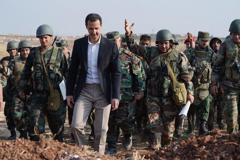 Ông al-Assad: Sẵn sàng ủng hộ bất kỳ nhóm nào chống Thổ Nhĩ Kỳ - ảnh 1