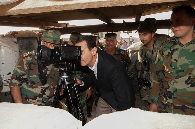 Ông al-Assad: Sẵn sàng ủng hộ bất kỳ nhóm nào chống Thổ Nhĩ Kỳ - ảnh 2