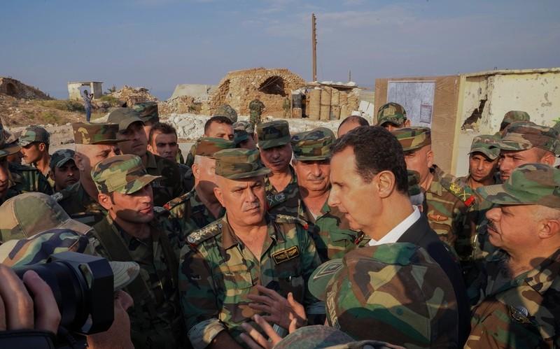 Ông al-Assad: Sẵn sàng ủng hộ bất kỳ nhóm nào chống Thổ Nhĩ Kỳ - ảnh 3