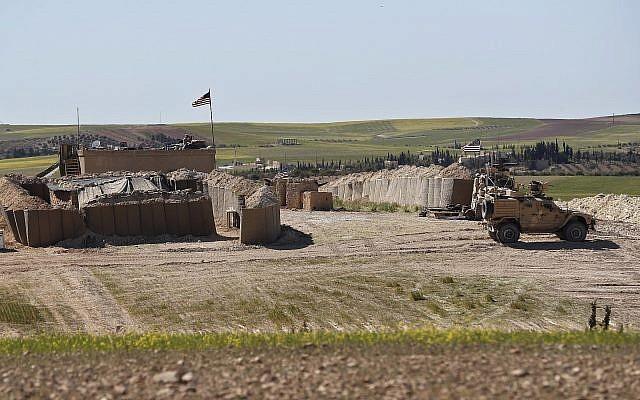 Nga yêu cầu Mỹ ngừng chiếm đóng Al-Tanf ở Syria - ảnh 1