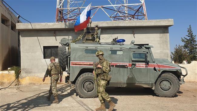 Nga triển khai thêm hàng trăm quân, khí tài tới Syria - ảnh 1
