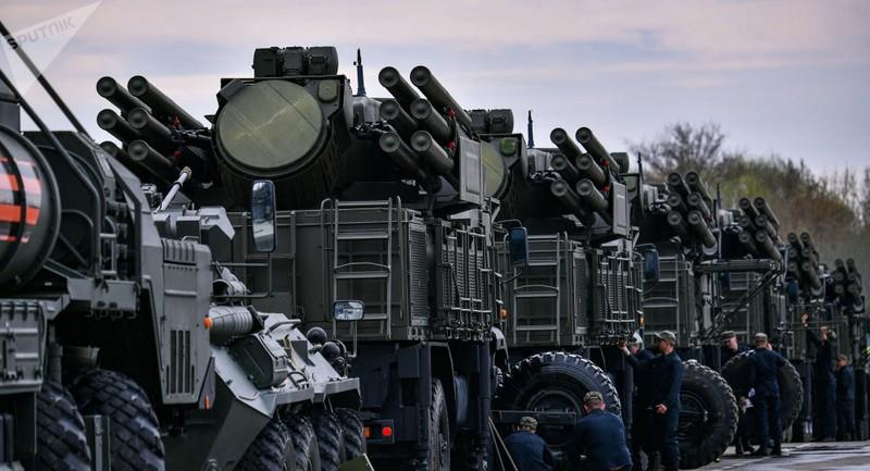 Serbia mua hệ thống Pantsir của Nga - ảnh 1