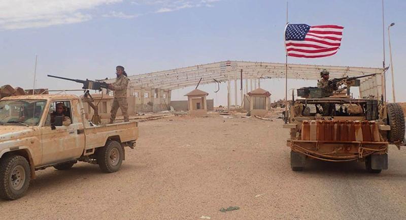 Nga, Syria kêu gọi cộng đồng quốc tế buộc Mỹ rút khỏi Al-Tanf - ảnh 1