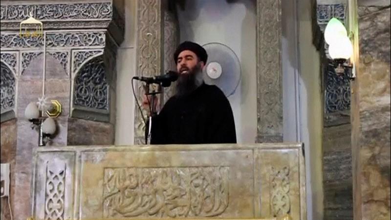 Ông al-Assad: Al-Baghdadi đã bị bắt cóc hay trốn đâu đó - ảnh 2