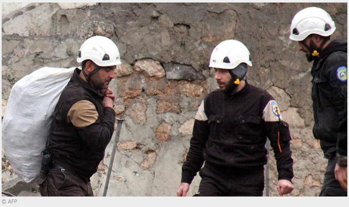 Người sáng lập tổ chức Mũ bảo hiểm trắng chết ở Thổ Nhĩ Kỳ - ảnh 2