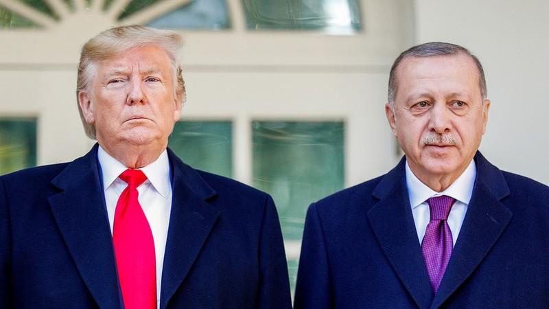 Ông Erdogan nói không thể nhường Mỹ mà tổn hại quan hệ với Nga - ảnh 1
