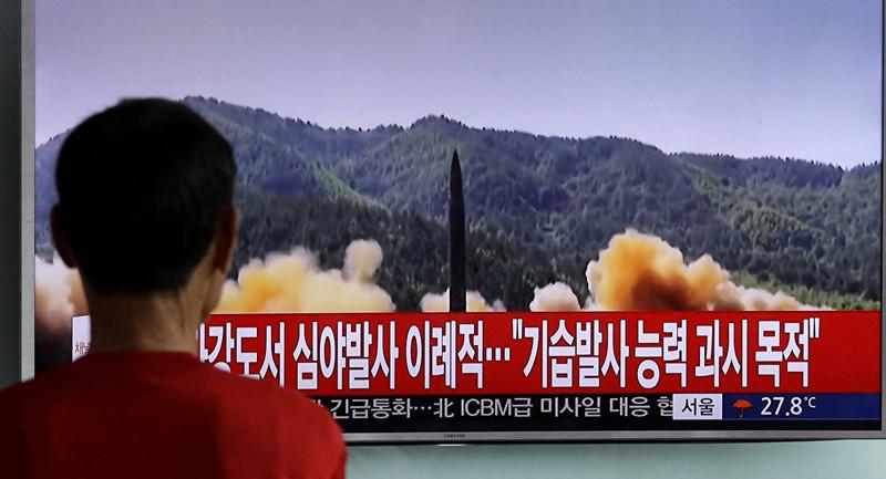 Nga-Trung trình kế hoạch mới giảm căng thẳng Triều Tiên - ảnh 1