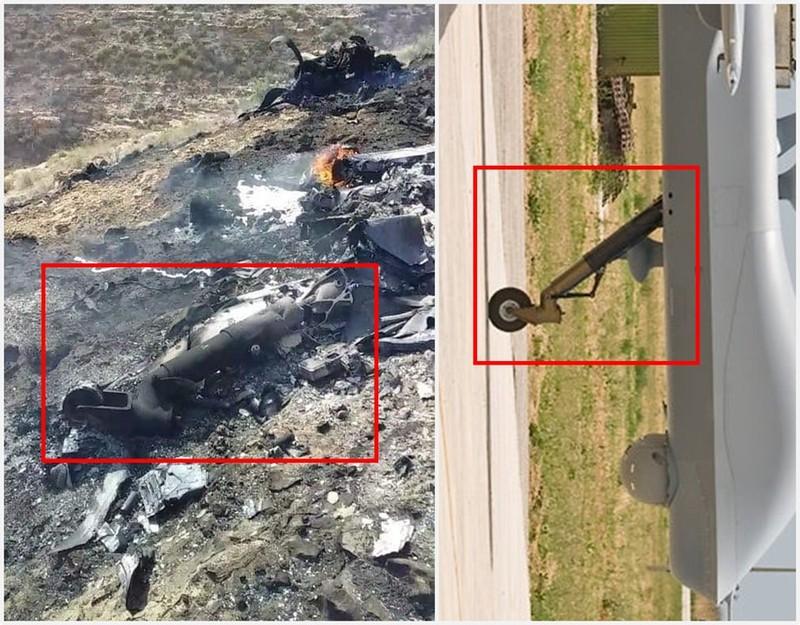 UAV trinh sát Ý rơi ở Libya, chưa rõ có phải bị bắn hạ - ảnh 1
