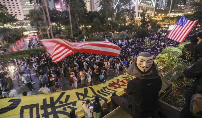 Ông Trump có thể ký phê duyệt dự luật về Hong Kong - ảnh 2