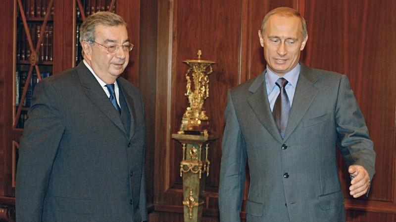 Hé lộ người từng cản đường ông Putin làm tổng thống Nga - ảnh 2