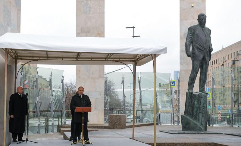 Hé lộ người từng cản đường ông Putin làm tổng thống Nga - ảnh 3
