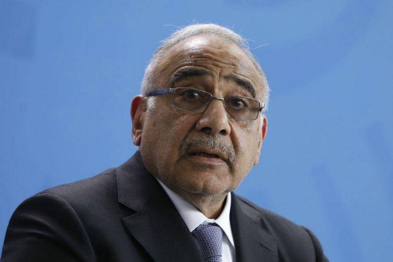 Thủ tướng Iraq từ chức giữa làn sóng biểu tình chống chính phủ - ảnh 1