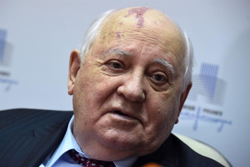 Ông Gorbachev nói về 'mối quan hệ ở mức tồi tệ' giữa Mỹ-Nga - ảnh 3