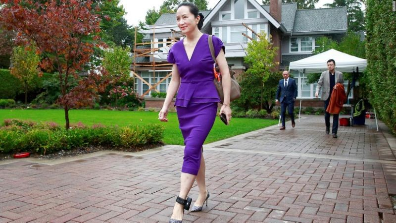CEO Huawei: Bà Mạnh Vãn Châu nên thấy tự hào - ảnh 2
