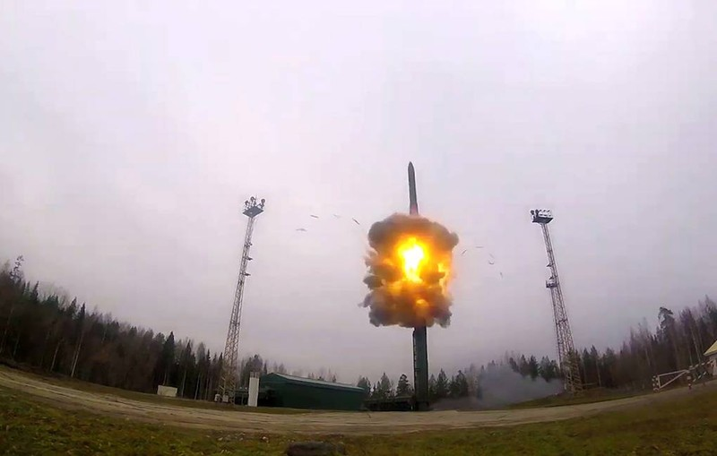 Không hệ thống phòng không nào hạ gục tên lửa Yars của Nga - ảnh 1