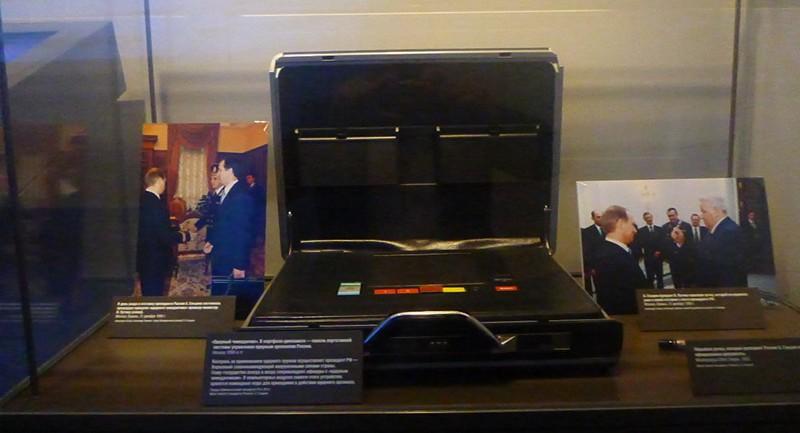Nga lần đầu tiết lộ chiếc vali hạt nhân trước công chúng - ảnh 1