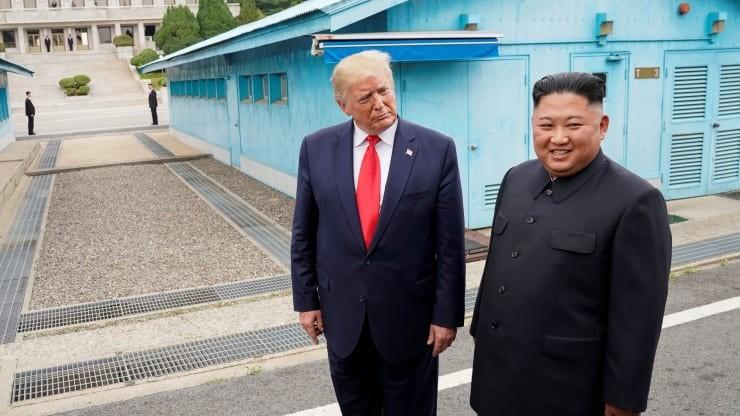 Tiết lộ lý do cuộc gặp Trump - Kim thất bại - ảnh 1