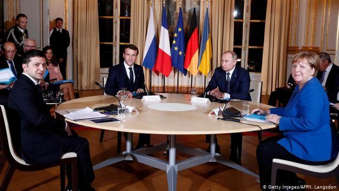 Ông Putin nói gì sau cuộc gặp ông Zelenskiy lần đầu tiên? - ảnh 1