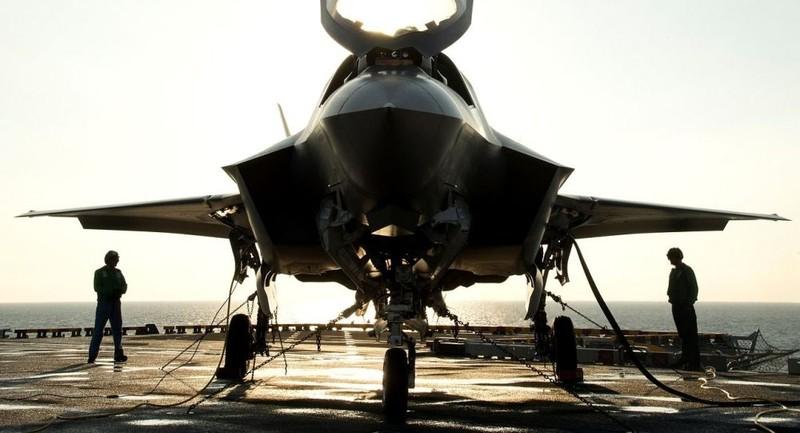 Mỹ tìm nhà mới cho F-35, Thổ Nhĩ Kỳ mất cả chì lẫn chài - ảnh 1