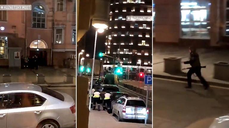 Nổ súng tại cơ quan an ninh Nga, 1 người thiệt mạng - ảnh 1