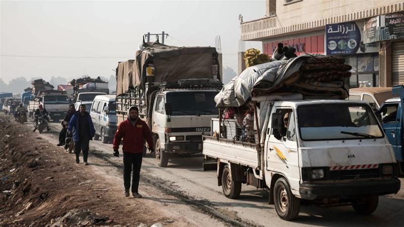 Chính phủ Syria tấn công Idlib, tình hình không sao kể xiết - ảnh 1