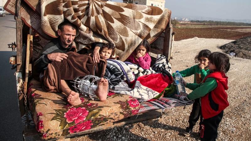 Chính phủ Syria tấn công Idlib, tình hình không sao kể xiết - ảnh 2