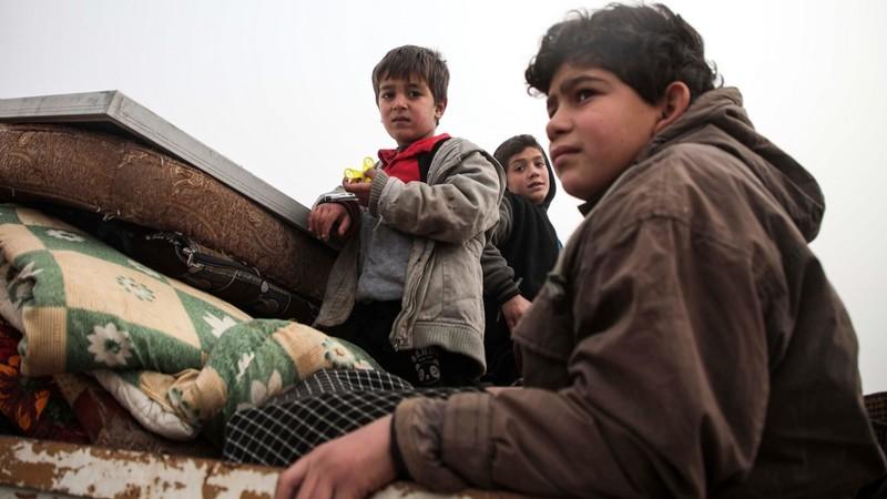 Chính phủ Syria tấn công Idlib, tình hình không sao kể xiết - ảnh 3