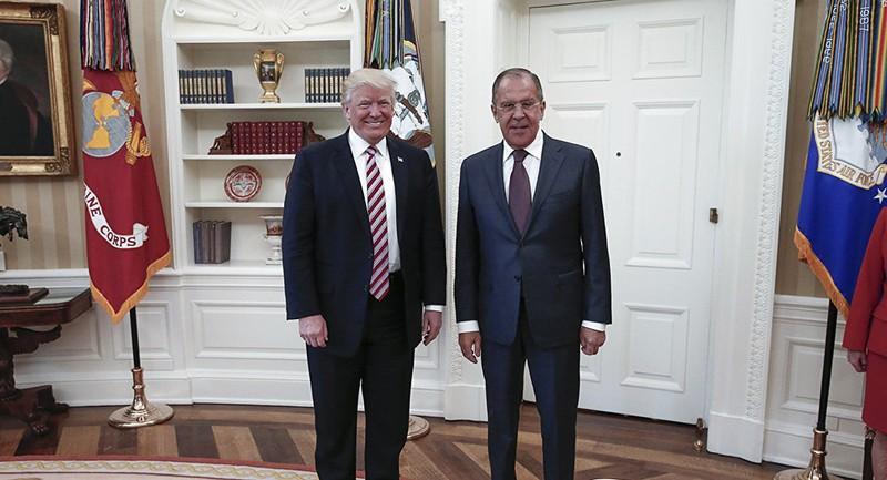 Ông Lavrov tiết lộ điều ông thích nhất ở ông Trump - ảnh 1