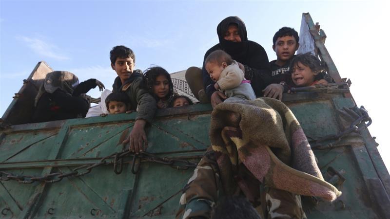 Thổ Nhĩ Kỳ tìm Nga sau khi người dân Syria kéo đến biên giới - ảnh 1
