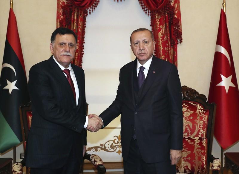 Nga lên án Thổ Nhĩ Kỳ đưa quân đến Libya - ảnh 2