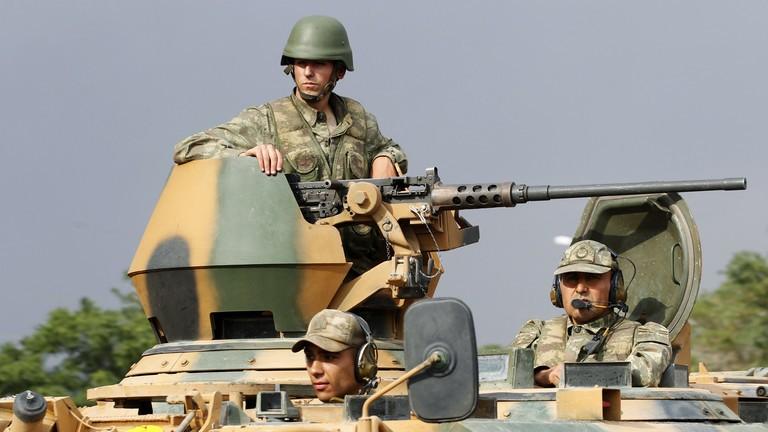 Nga lên án Thổ Nhĩ Kỳ đưa quân đến Libya - ảnh 1